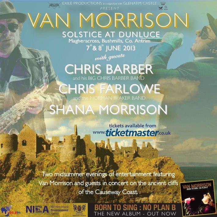 Van Morrison and Chris Farlowe Live   2013