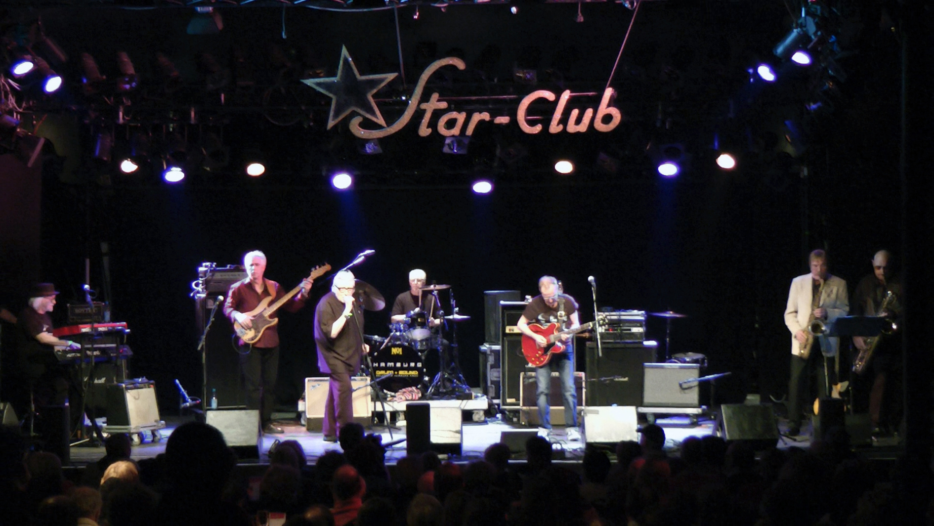 Chris Farlowe Star Club 50th Anniversary